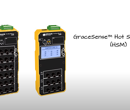 GraceSense™ Hot Spot Monitor (HSM) Introduction