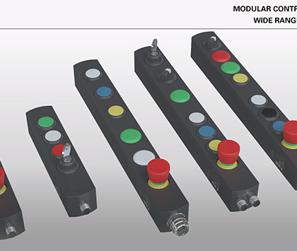 BN series control device units