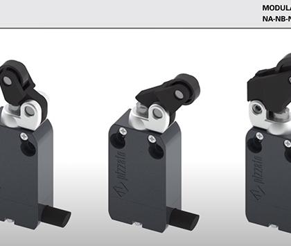 Modular Prewired Switches NA, NB, NF series – Pizzato Elettrica