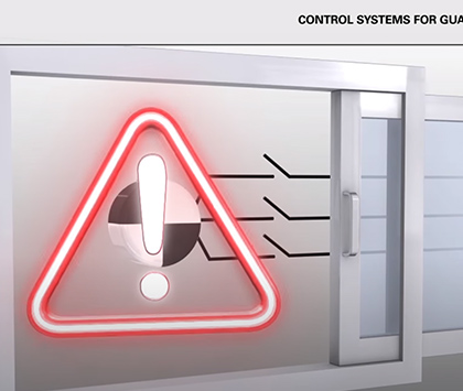 Control system for guards with lock system – Pizzato Elettrica