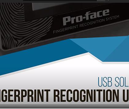 USB Solutions – Fingerprint Recognition Unit