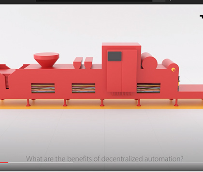 Decentralized Automation: How modular machines enable more flexibility